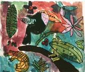 rainforest painting 5